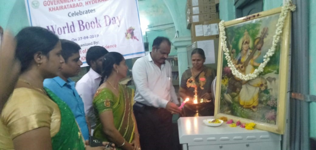 Celebrations of World Book Day