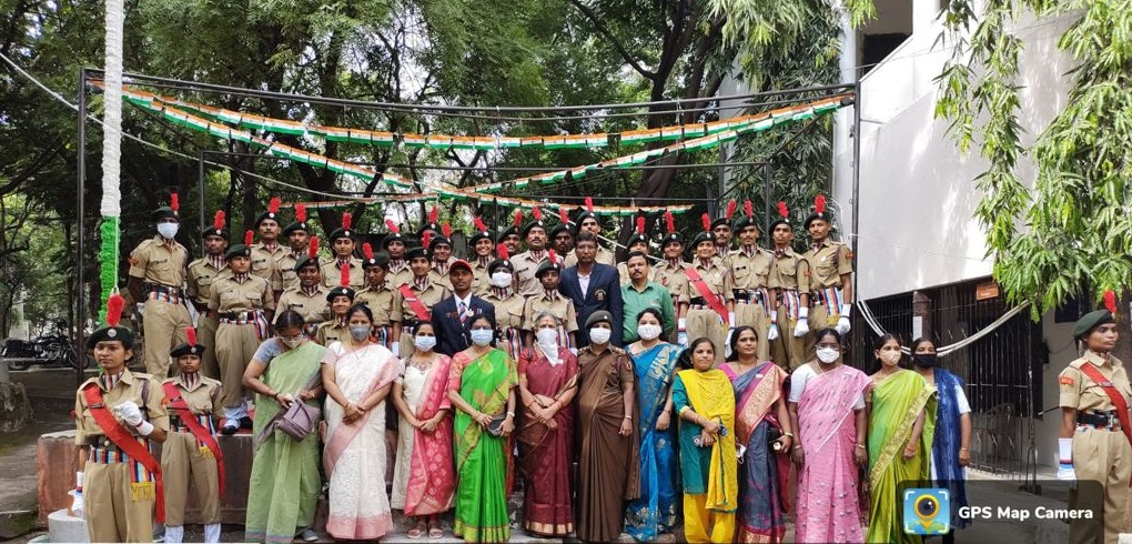 Independence Day celebrations on 15th August, 2021@ GDCKH